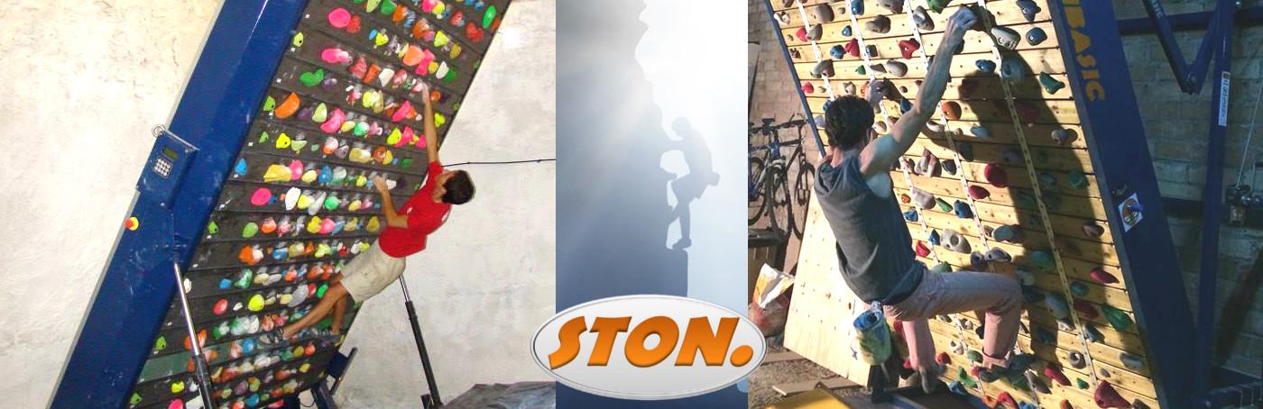 Maquina de escalada Stonway